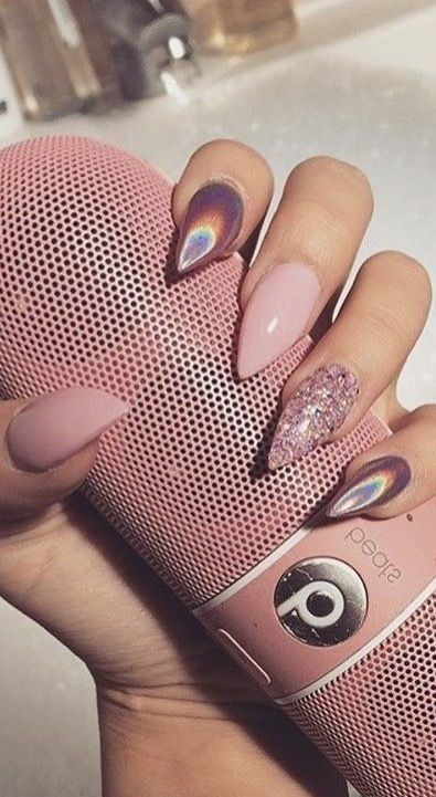 24 Acrylic Coffin Nail Designs to Enhance Your Features - Love Casual Style - - #acrylic #Casual