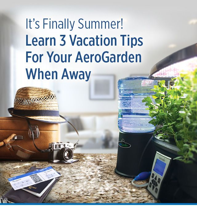 Aerogarden, Tips, Aol Mail