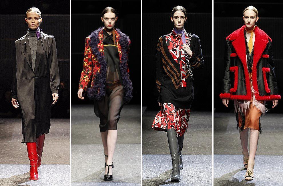 Prada Fw 2014 15 Milan Fashion Fashion Milan Fashion Week