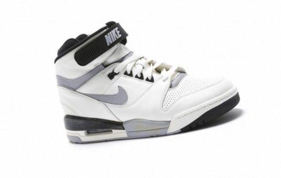 1cd8ca1b4670 Air Jordan 10 (X) Original (OG) Steels White Black Light Steel Grey 130209- 101  58