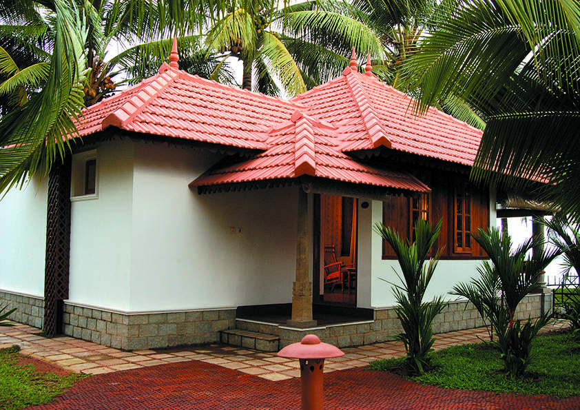 Oops Village house design, Farmhouse style house, House