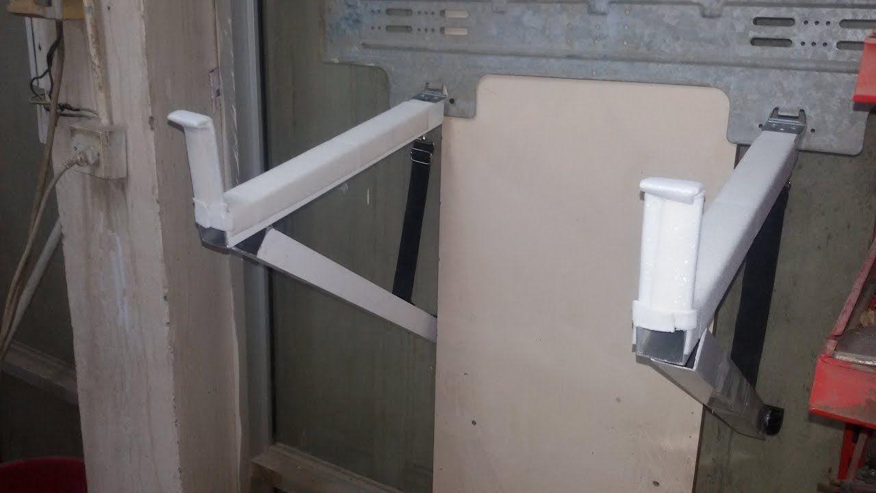 ابتكار حمالة لتركيب مكيفات سبلت بالتفصيل الجزءcomment Faire Un Mighty Br Home Decor Storage Ironing Center