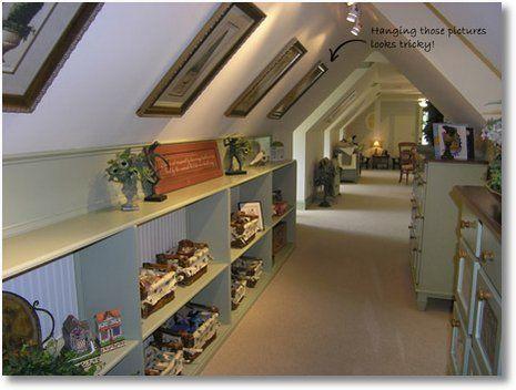 Upstairs Loft Playroom Ideas