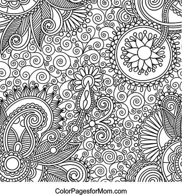 Image result for adult turkey coloring pages   Paisley ...