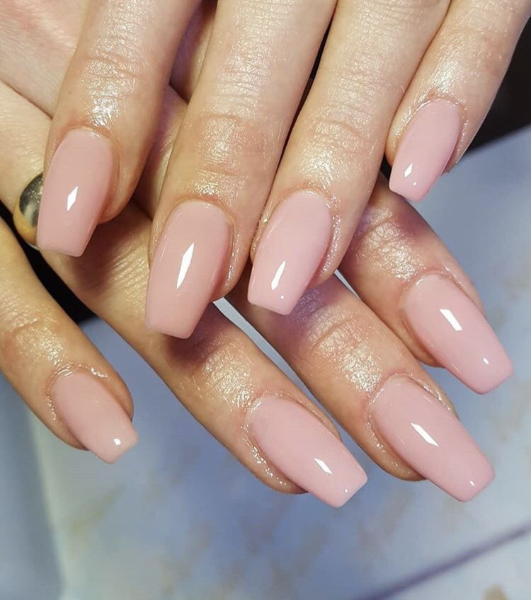 Photo of Ongles nude