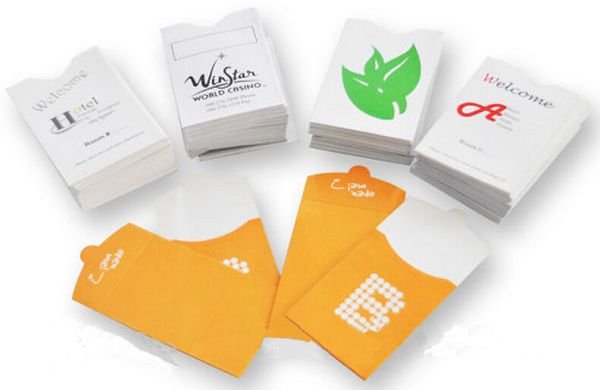 Hotel Key Card Envelopes Are Practical With Ergonomic Design Best Price High Quality Various Colors Are Availab Hotel Key Cards Card Envelopes Mini Envelopes