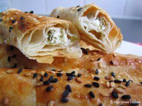 Sigara börek (opgerolde gebakken börek)is denk ik wel één van mijn favoriete gerechten uit de Turkse keuken. Knapperig, loeiheet en met za...