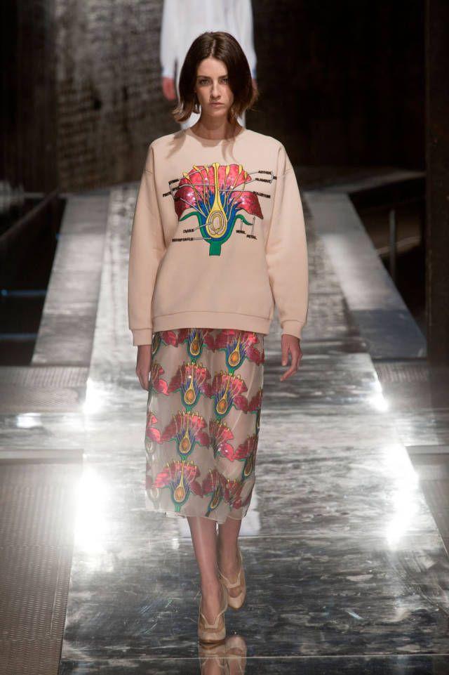 Spring 2014 Trend Report - Runway Spring Fashion Trends 2014 - Harper's BAZAAR
