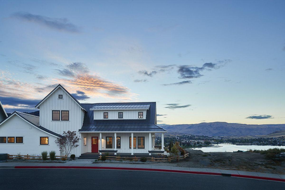 Resort Community Lakeview Home - Lake Chelan Washington