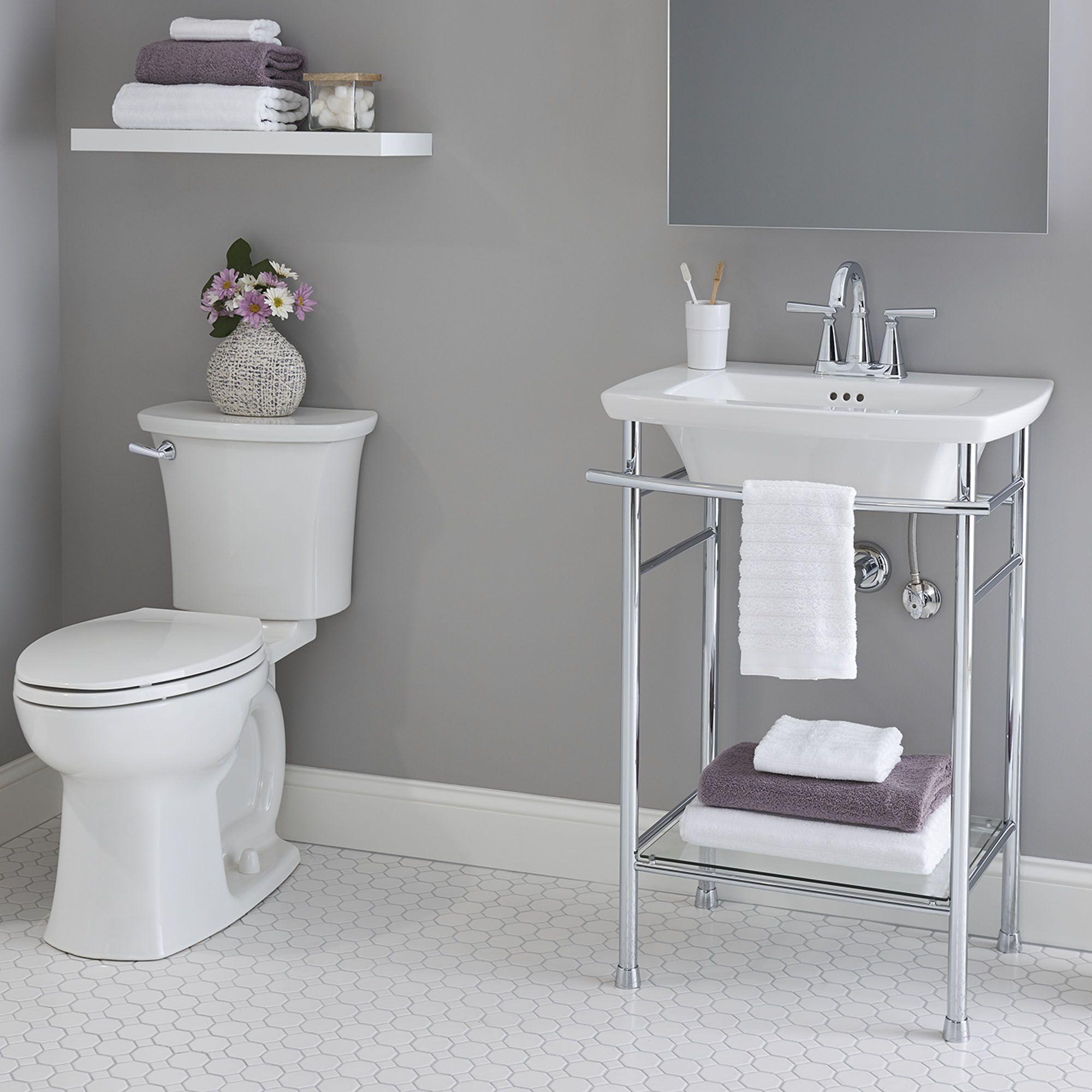 American Standard Edgemere 2 Handle 4 In Centerset Bathroom Faucet
