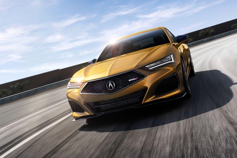 2021 Acura Tlx Type S S 3 0l V 6 Makes 355 Hp 354 Lb Ft Acura Tlx Sports Sedan Acura Ilx