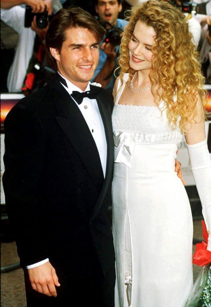 Image Result For Nicole Kidman Wedding Tom Cruise Nicole Kidman
