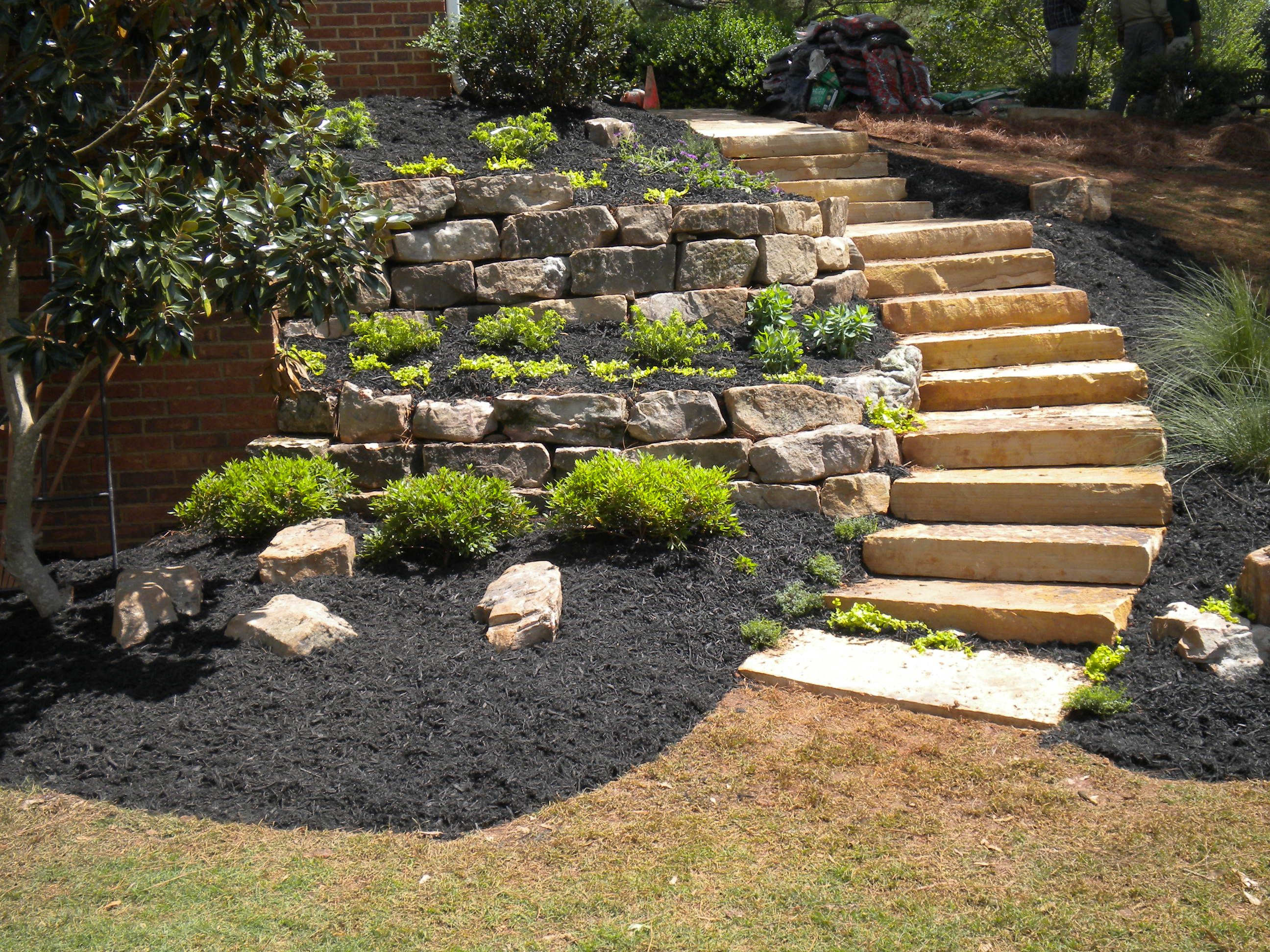 Project Example 1 After Pikes Nursery Landscape Design Services Nursery Landscape Design Landscape Design