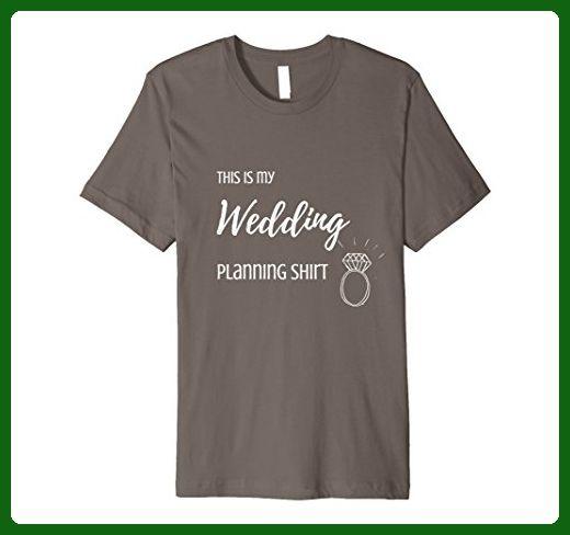 Mens This is My Wedding Planning Shirt Cute Premium TShirt Small