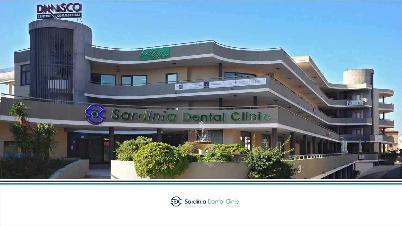 Sardinia Dental Clinic  Clinica Odontoiatrica, Tutto per il