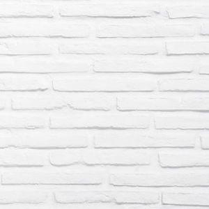 Lowes Brick Wall Panel Painted White Planos De Fundo