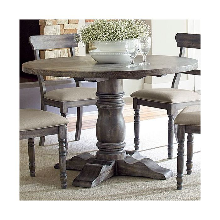 One Allium Way Snellville Dining Table You 39 Ll Love Wayfair