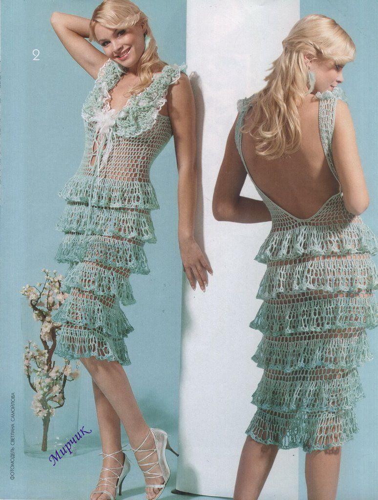 Pin de Eunicews99 Sayago en Revista Moa 15 | Pinterest | Vestidos de ...