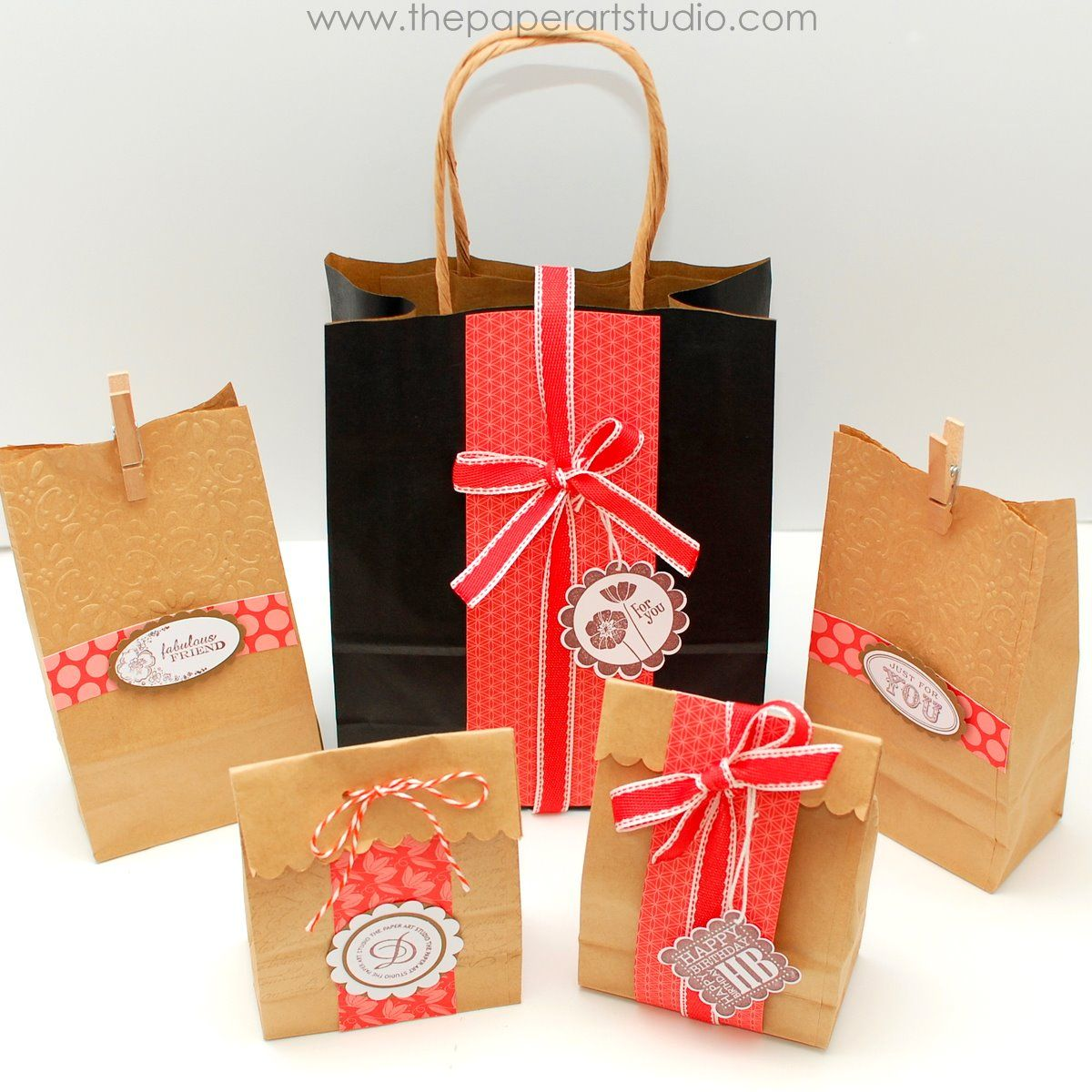 Ways to decorate gift bags - There Are So Many Ways You Can
