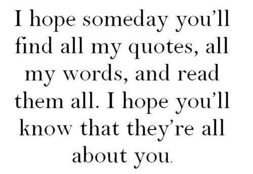 I Can Only Hope With Images Fair Quotes Quotes Love Quotes