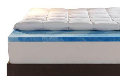 7 Mattress Toppers That Will Revive Your Lumpy Bed Sleep