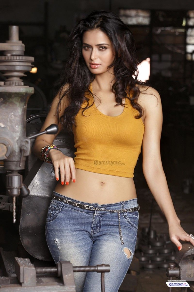 meenakshi dixit hot indian model tiny top - best hot girls pics