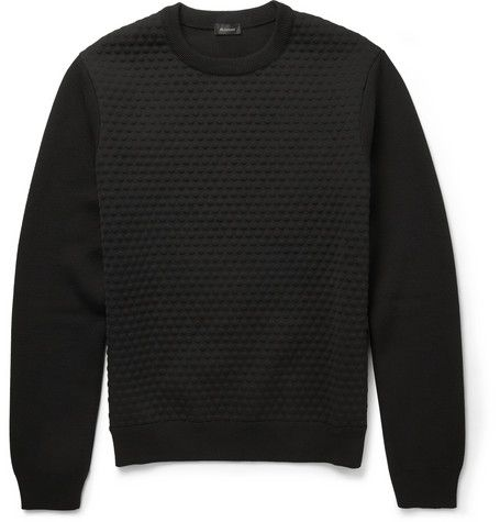 Jil SanderWool Bubble-Knit Sweater