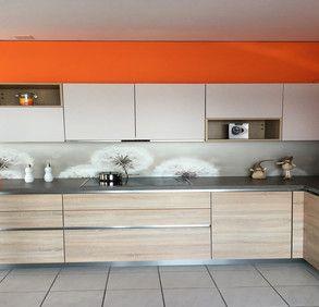 Moderne-Küchen auf Ausstellungskuechen.ch › Ausstellungsküchen