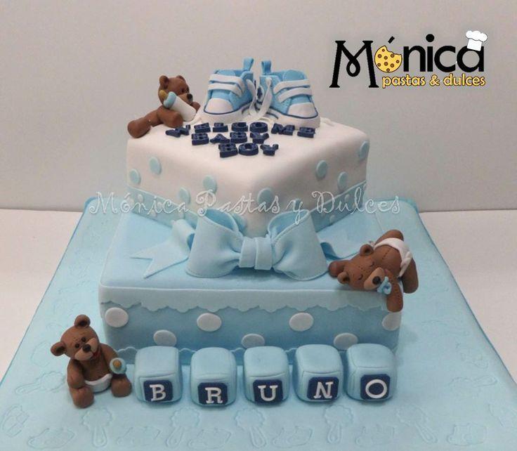 Pinterest Baby Shower Nino.Tortas De Baby Shower On Pinterest Baby Shower Cakes