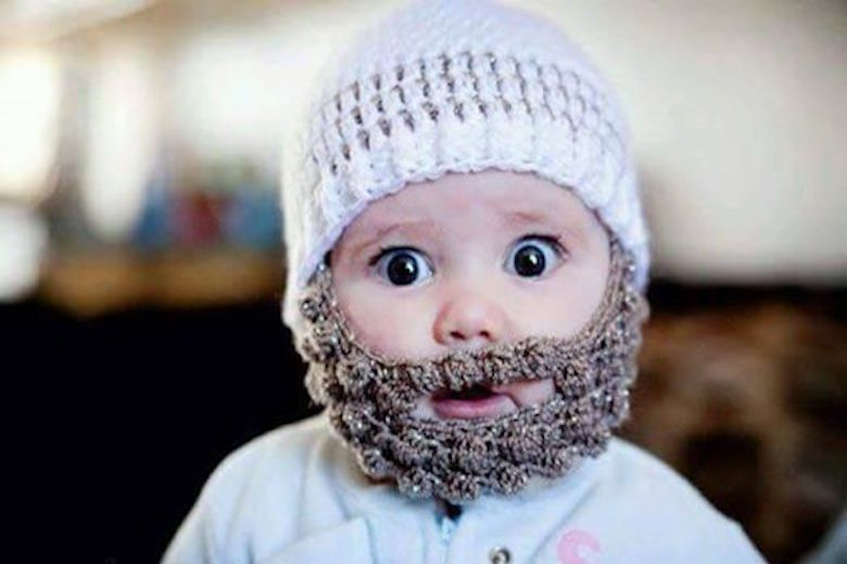 This Is The Most Adorable Way For Babies To Stay Warm In Winter ...
