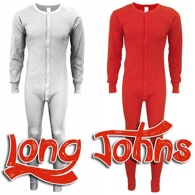 1319536fe35ee Long Johns for the old school vibe. Gotta love 'em. | Thermal ...