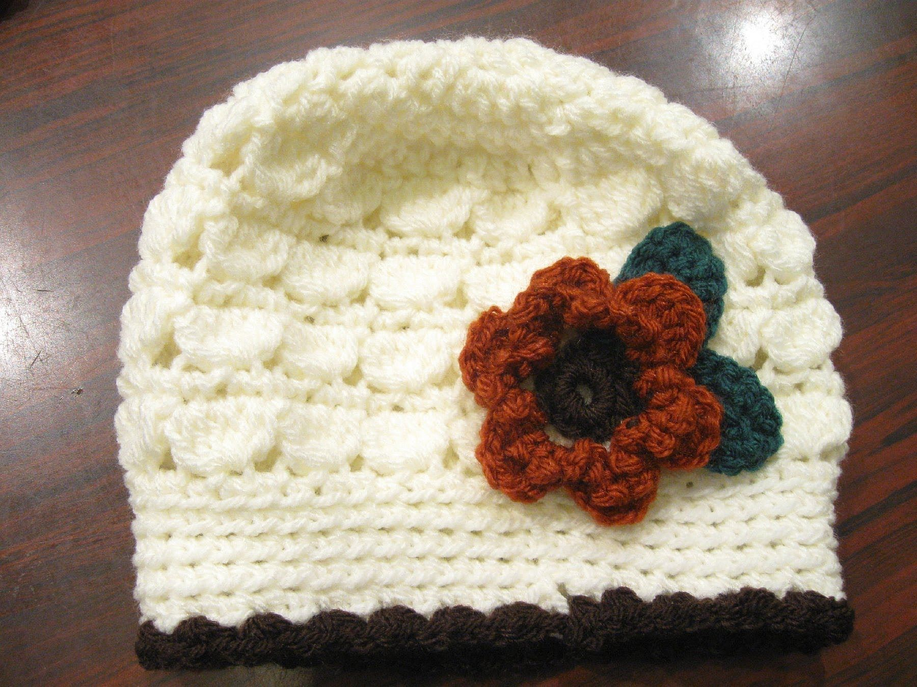 Crochet tutorial that teaches you how to crochet a cluster stitch ...