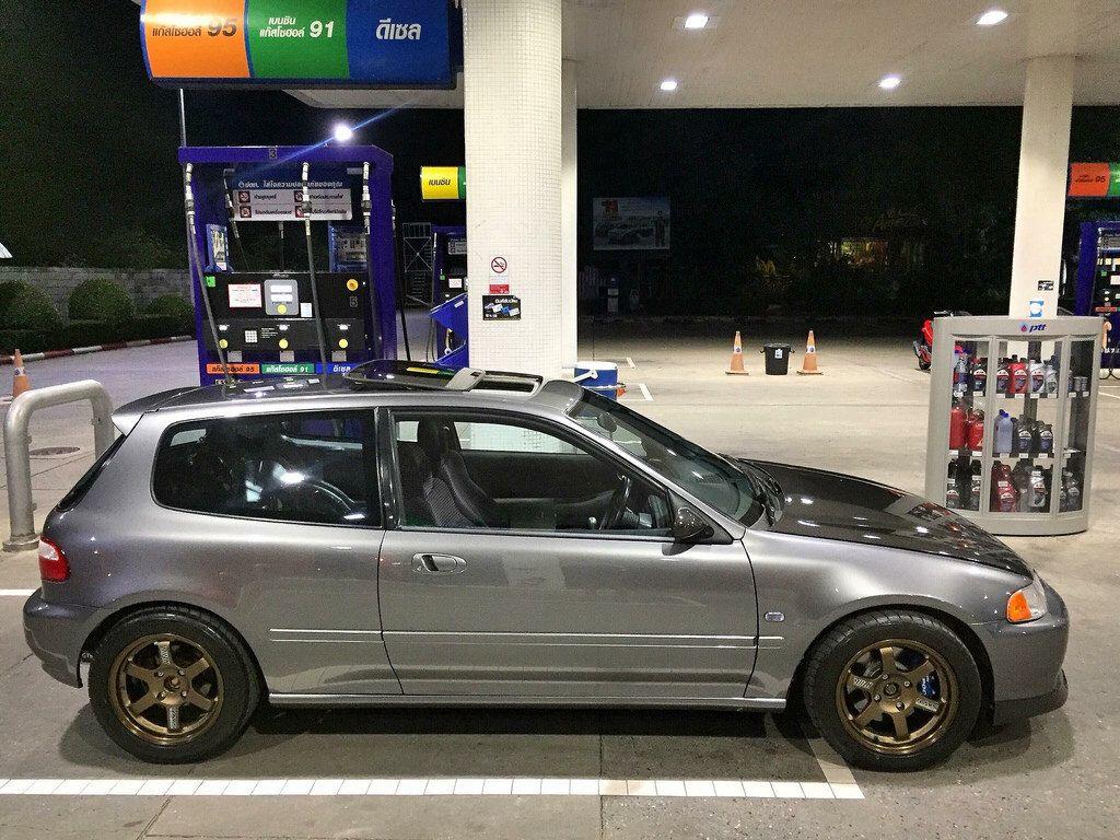 EG6 รถยนต์