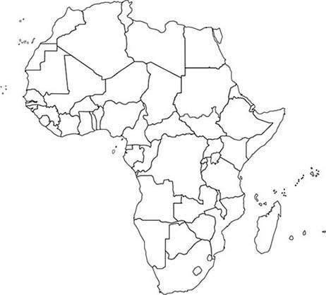 Africa Map Map Of Africa Worldatlas Com Africa Map World Map Africa Map