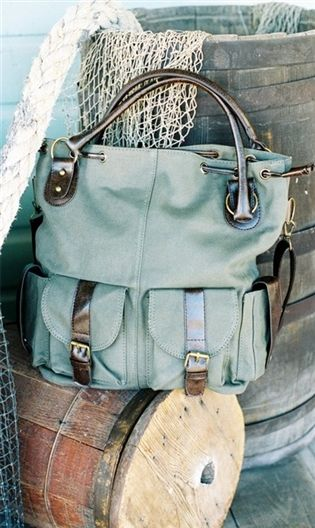 $55.00 shabbyapple.com Globetrotter tote..substantial handles and great color!