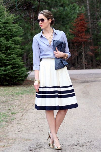 Completely customize this skirt