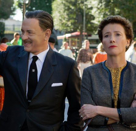 Trailer For Saving Mr Banks Starring Tom Hanks And Emma Thompson Tom Hanks Emma Thompson Saving Mr Banks