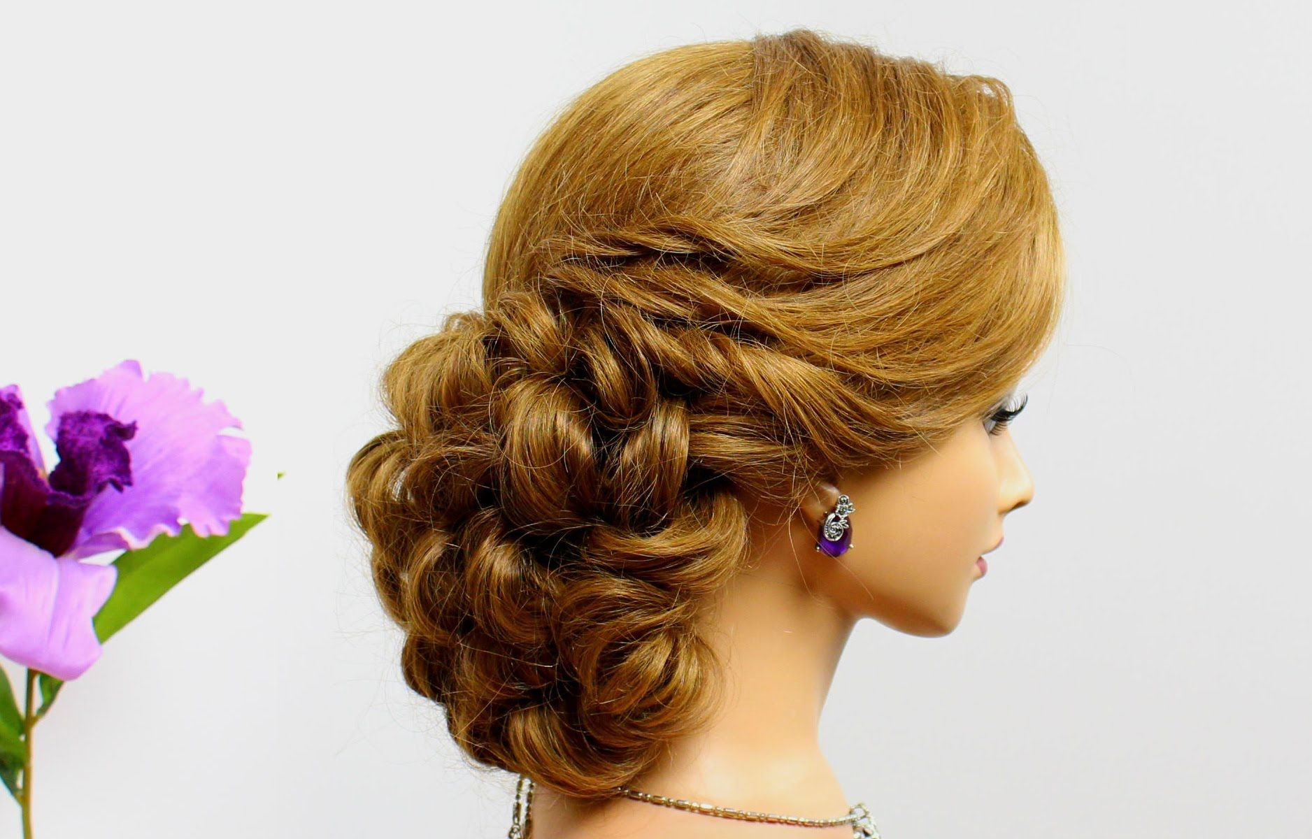 updo hairstyles. wedding prom hairstyles for long hair