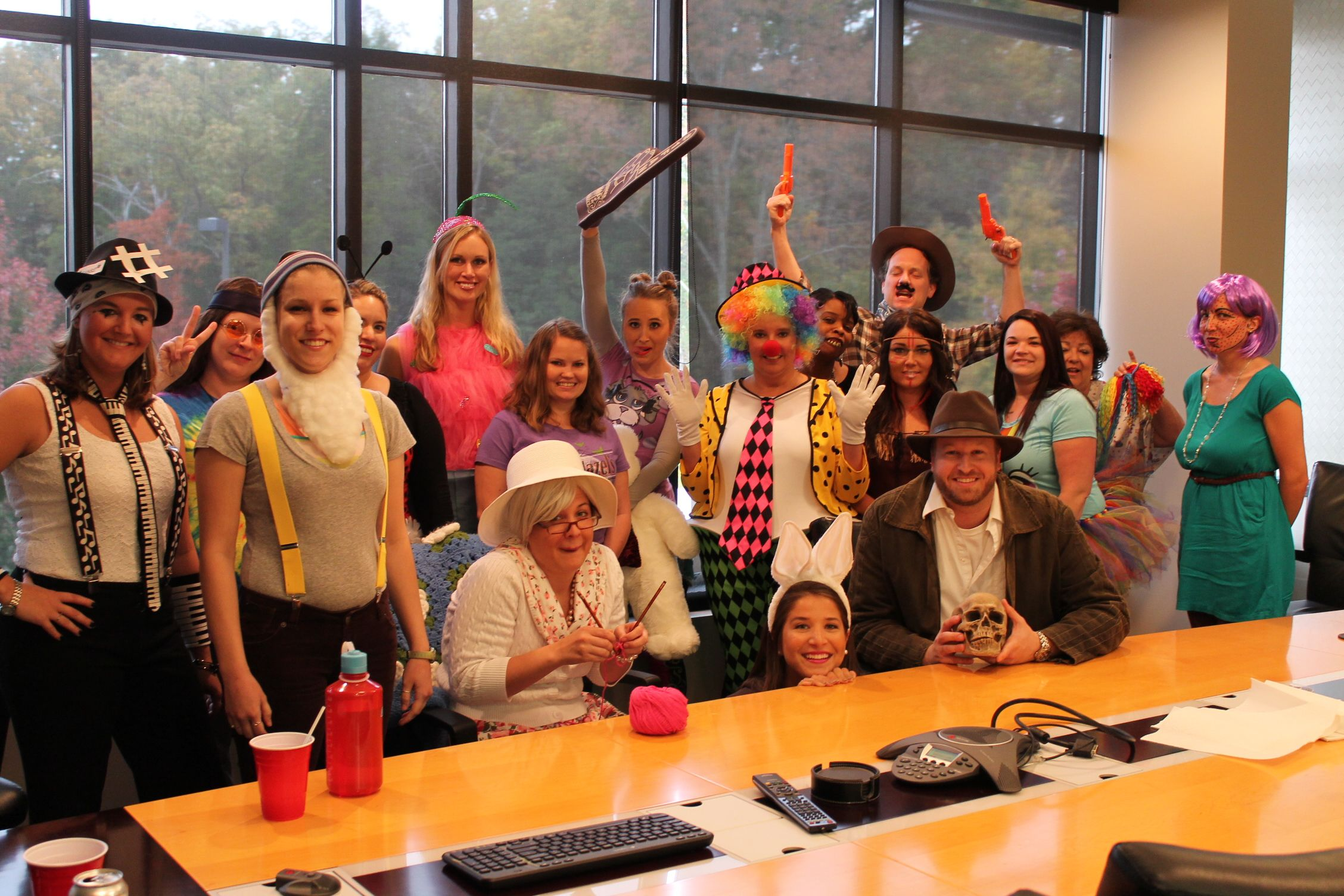 Happy Halloween from Functional Pathways' Corporate Office