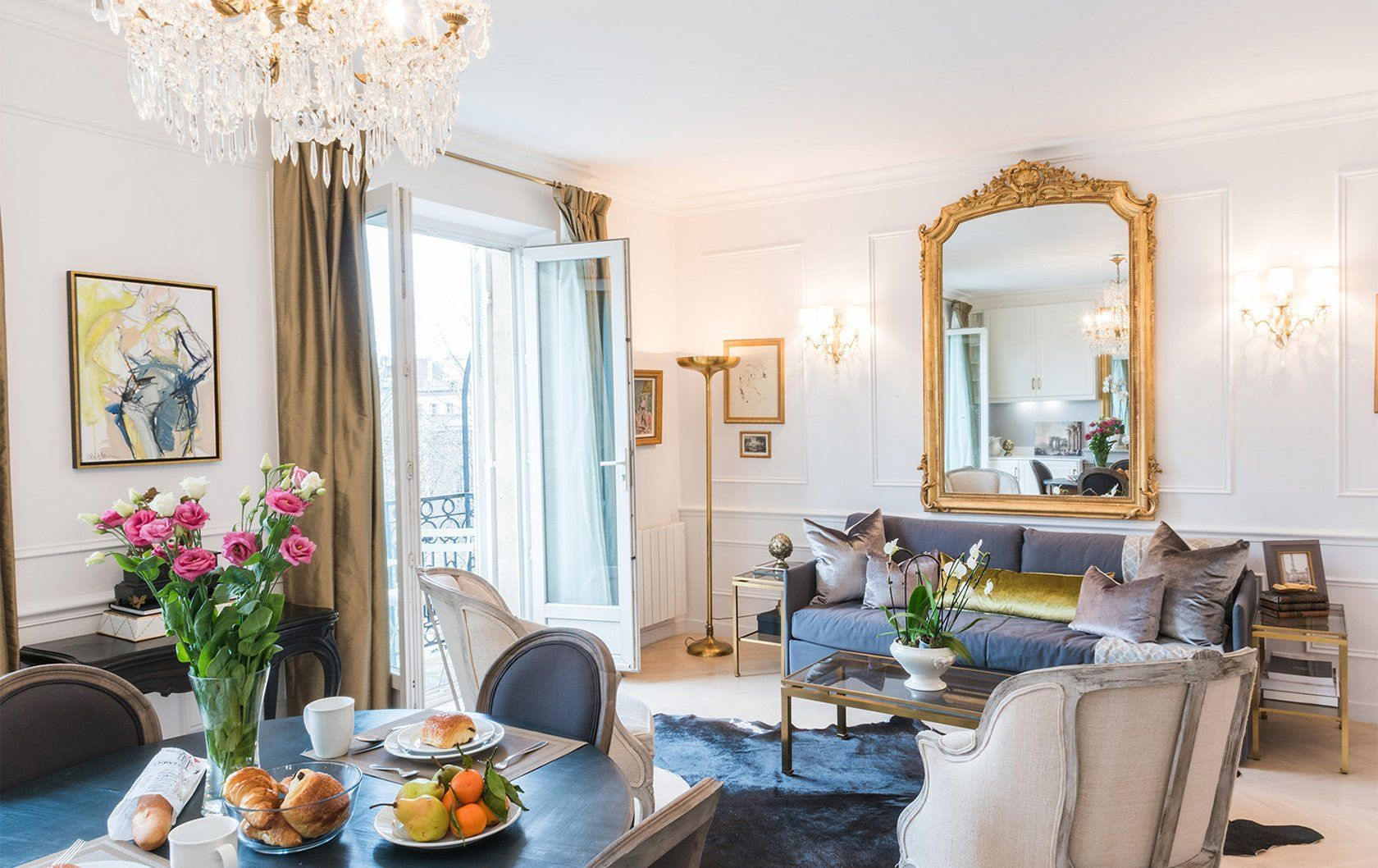 Before after at the fabulous new cairanne apartment paris apartment rentals paris apartments