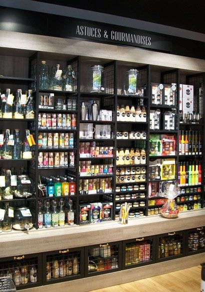 Agencement de magasin agencement magasin amenagement magasin et agencement magasin - Meuble epicerie ...