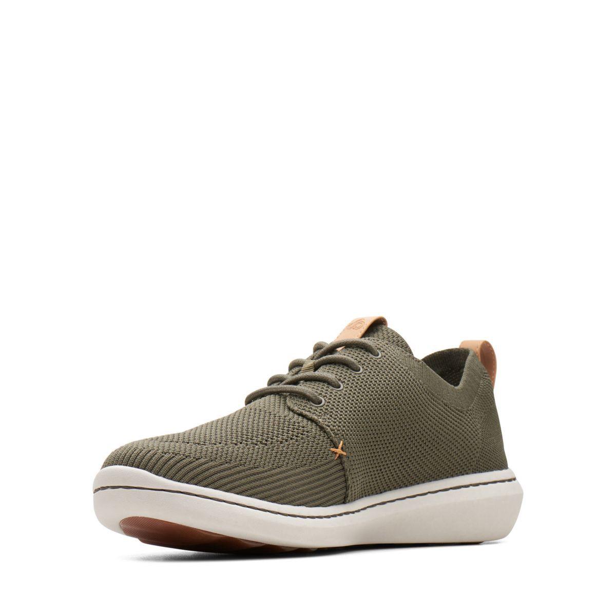 Clarks Step Urban Mix - Mens Shoes Khaki 10.5 390613172