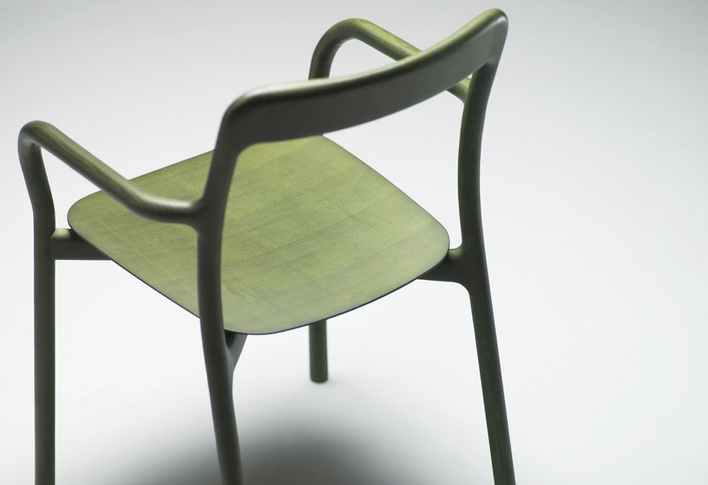 MC2 Branca Chair By Sam Hecht & Kim Colin - For | Leather ...