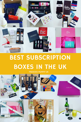 The Best Subscription Boxes Uk All Niches Mom Bloggers