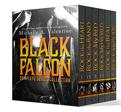 Black Falcon Complete Series Collection Kindle Edition By