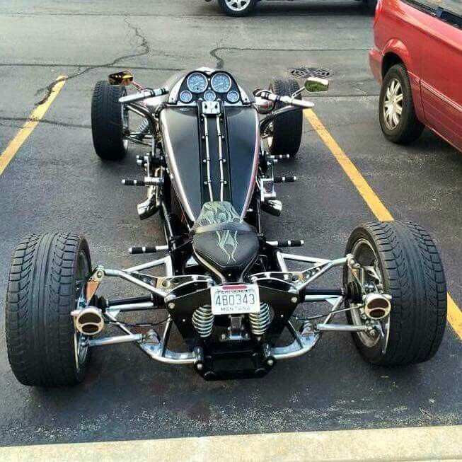 Street Bike Quad: Don't Know What It Is But I Like It