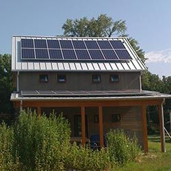 10kw Solar Pv System Designed And Installed By Good Energy Solutions Solar Residential Solar Solar Pv Systems