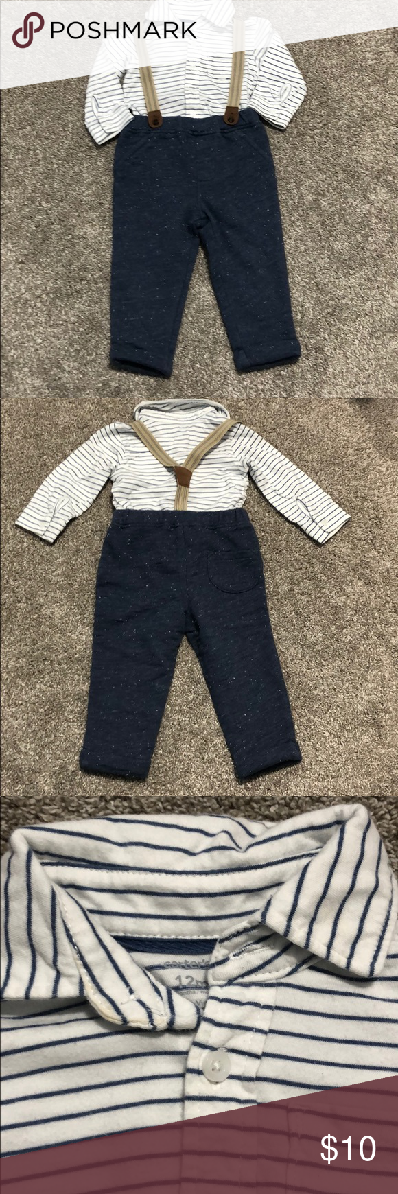 Spotted while shopping on Poshmark Carters set