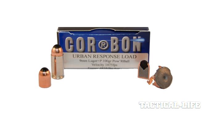 CorBon Urban Response Pistol Ammo 9mm | TACTICAL-LIFE com