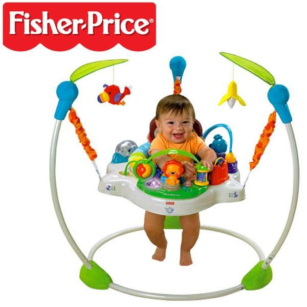 Dealsdirect Fisher Price Precious Planet Jumperoo Fisher Price New Baby Products Child Car Safety
